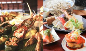w senses & imadoki restaurant