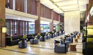 watermark hotel & spa bali lobby