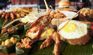 w senses restaurant robster