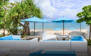 Beach Club Watermark Hotel Bali